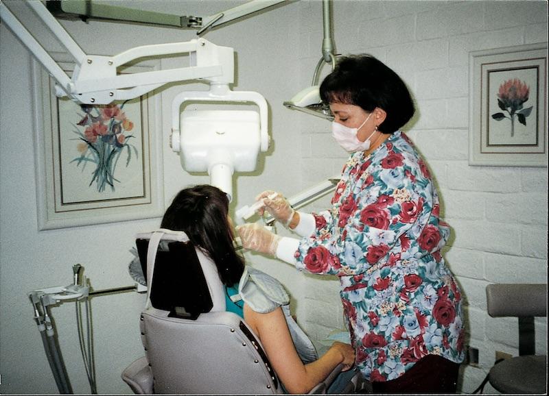 Dental Office Receptionist