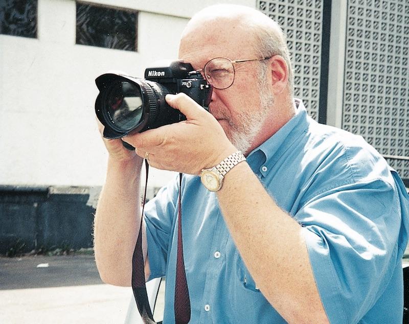 newspaper photographer